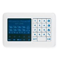 Visonic KP-250 2 way wireless Keypad- 0-103193